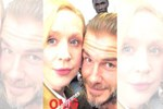 Sosyal medya Beckham'ı konuştu