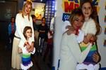 Pınar Altuğ kızının elbisesini elleriyle hazırladı