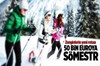 Fransa'nın ultra lüks kayak merkezi Courchevel, Beckham'lardan Abramoviç'e, Armani'den, Aguilera'ya...