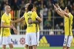 Fenerbahçe son anda güldü
