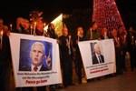 Batı Şeria'da ABD Başkan Yardımcısı Mike Pence'ye operasyon