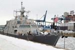 ABD savaş gemisi esir düştü!