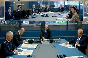 Cumhurbaşkanı Erdoğan harekatın durumu hakkında bilgi aldı