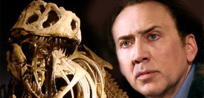 Nicolas Cage'in şaşırtan alışveriş listesi!