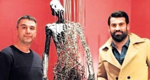 Volkan Demirel'in sanat aşkı