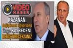 Muharrem İnce'den Kılıçdaroğlu'na ağır sözler
