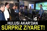 Genelkurmay Başkanı Akar harekât merkezlerinde incelemelerde bulundu