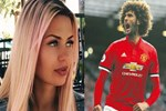 Rus model Fellaini'ye aşık oldu