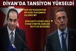 Ali Koç ve Şekip Mosturoğlu arasında söz düellosu