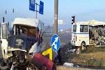 Bursa'da feci trafik kazası!..