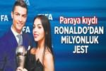 Cristiano Ronaldo'dan efsane jest!
