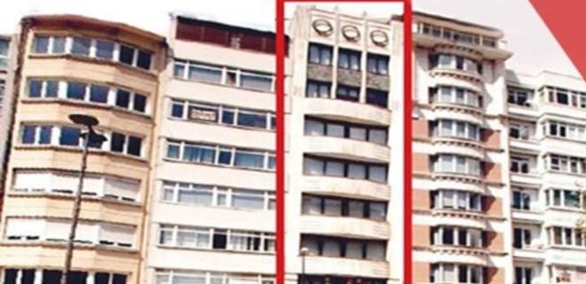 İBB Letafet Apartmanı'nı sattı