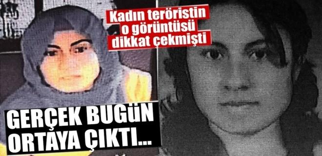 DEAŞ görünümlü PKK'lılar!
