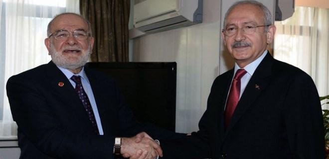 Kemal Kılıçdaroğlu ve Temel Karamollaoğlu bir araya gelecek