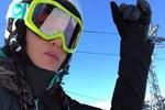 Ebru Şallı'nın gizemli tatili!