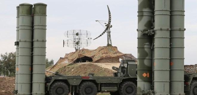 """""""S-400 Füze Savunma Alay Komutanlığı"""" kurulacak"""