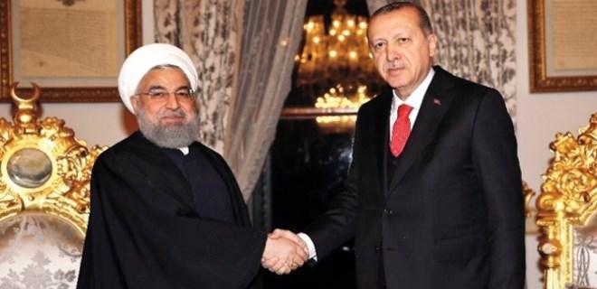 Erdoğan, Ruhani'yi arayarak destek verdi