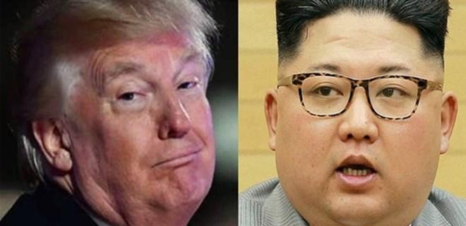 Donald Trump: 'Benim butonum daha büyük'