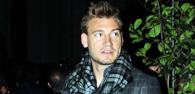 Yıldız futbolcu İstanbul'un tadını çıkardı