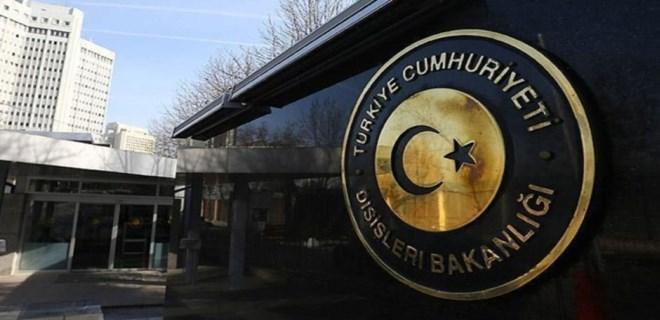 Türkiye'den İsrail'in yasa tasarısına sert tepki!