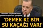 Cumhurbaşkanı Erdoğan'dan gündeme dair flaş sözler!