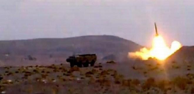 Yemen'den Suudi Arabistan'a füze fırlatıldı!