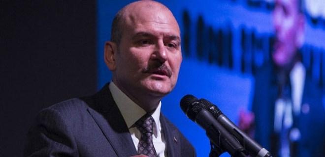 Bakan Soylu'dan tartışılan sözleri ile ilgili açıklama