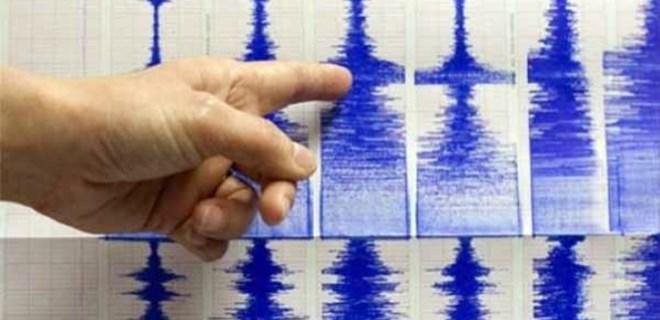 Tokat bir günde 5 depremle sallandı!