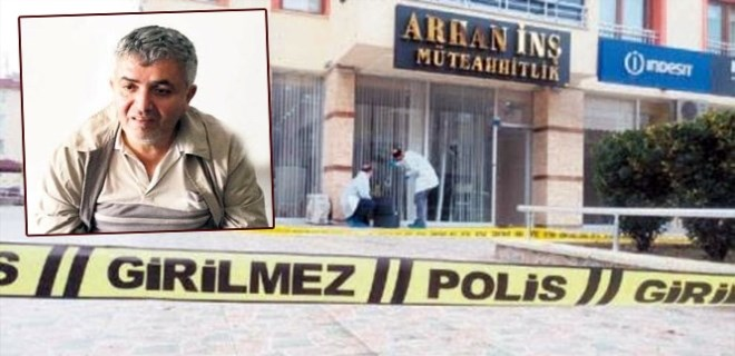 Konya'da 'Evimi yıktırmam' katliamı!..