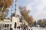 Eyüp Sultan'ın çevresi yeniden şekilleniyor