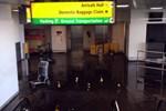 New York JFK Havalimanı'nı su bastı!