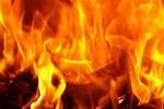 Düzce'de dehşet veren ev yangını!..