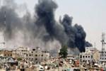 İsrail, Şam'da Esad'a ait silah deposunu vurdu!