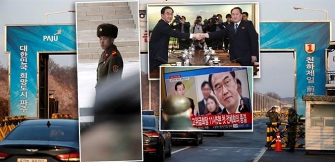 Güney Kore ve Kuzey Kore 'acil hattı' yeniden açıyor!