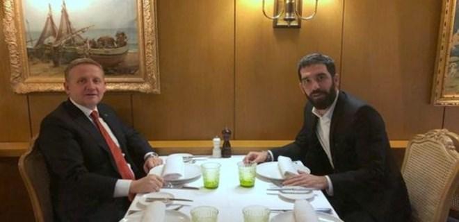 Başakşehir'den resmi Arda Turan açıklaması
