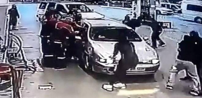 Ankara'da iki gaziyi darp eden saldırganlar hakkında flaş gelişme