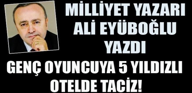 Ali Eyüboğlu yazdı: