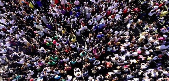 Dünya nüfusu yaşlanacak