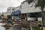 Michael Kasırgası Florida kıyılarını vurdu!