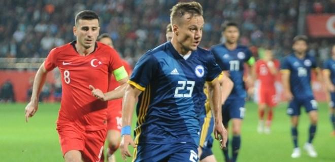 Türkiye: 0 - Bosna Hersek: 0