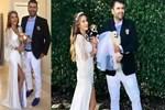 Ceyda Ateş ve Buğra Toplusoy evlendi