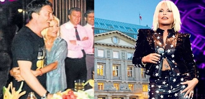 Ajda Pekkan'dan Viyana'da aşk kuşatması!