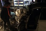 Muş'ta feci trafik kazası!