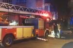 Başkentte sabaha karşı korkutan yangın!