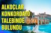 Yeşilçam'ın ünlü oyuncularından Hülya Koçyiğit'in damadı Ender Alkoçlar'ın sahibi olduğu Alkoçlar...