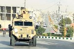 ABD zırhlısıyla YPG devriyesi!
