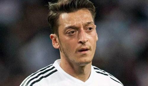 Almanya'dan Mesut'a yaş günü kutlaması!..