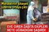 Bursa'da bir çöp eve giren ekipler, kafeste yaşayan kuşları ve köpeği görünce neye uğradığını...