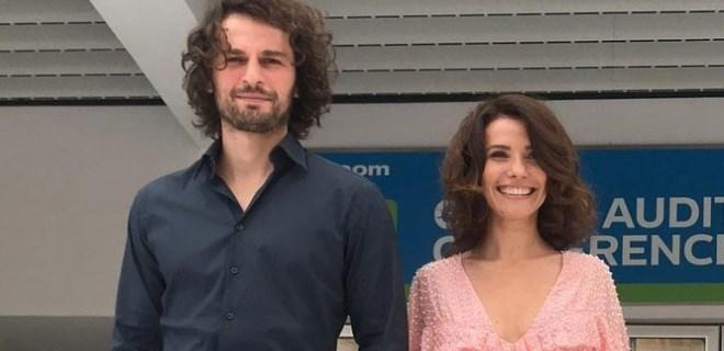 Ünlü oyuncular Cannes'da MIPCOM'a katıldı