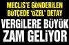 2019 bütçesinde akaryakıttan alınacak ÖTV gelirinin yüzde 20.8 artması motorlu taşıtlardan alınacak...